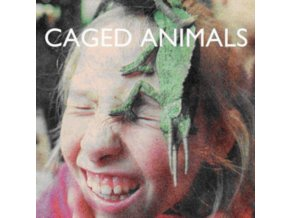 CAGED ANIMALS - In The Land Of Giants (LP)
