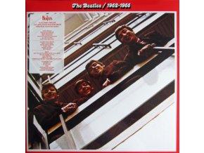 BEATLES - 1962-1966 Red (LP)