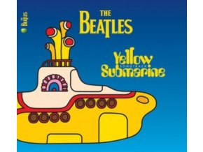 BEATLES - Yellow Submarine - Songtrack (LP)