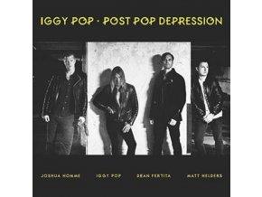IGGY POP - Post Pop Depression (LP)
