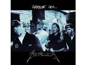 METALLICA - Garage Inc (LP)