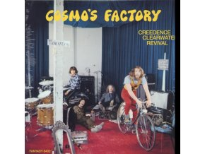 CREEDENCE CLEARWATER REVIVAL - CosmoS Factory (LP)
