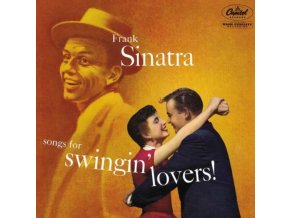 FRANK SINATRA - Songs For Swingin Lovers (LP)