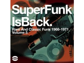 VARIOUS ARTISTS - Superfunk Is Back Vol 5 (LP)