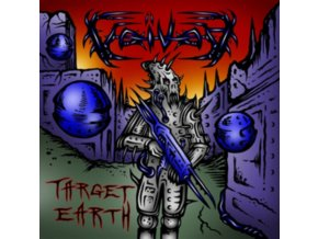 VOIVOD - Target Earth (LP)