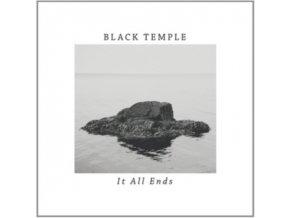 BLACK TEMPLE - It All Ends (LP)