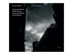 ENRICO RAVA - New York Days (LP)