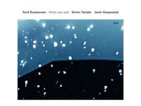 TORD GUSTAVSEN / SIMIN TANDER & JARLE VESPESTAD - What Was Said (LP)