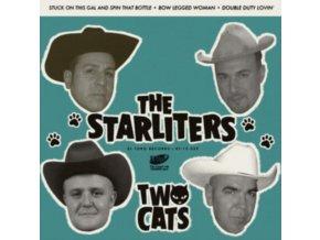 "STARLITERS - Two Cats (7"" Vinyl)"