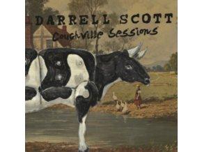 DARRELL SCOTT - Couchville Sessions (LP)
