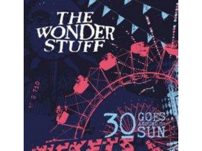 WONDER STUFF - 30 Goes Around The Sun (LP)