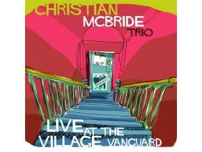CHRISTIAN MCBRIDE TRIO - Live At The Village Vanguard (LP)