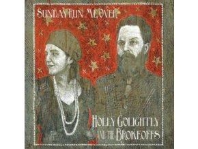 HOLLY GOLIGHTLY & THE BROKEOFFS - Sunday Run Me Over (LP)