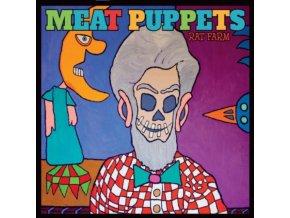 MEAT PUPPETS - Rat Farm (LP)