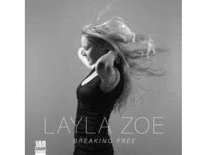 LAYLA ZOE - Breaking Free (LP)