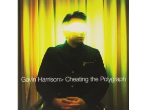 GAVIN HARRISON - Cheating The Polygraph (LP)