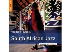 VARIOUS ARTISTS - The Rough Guide To South African Jazz (LP)