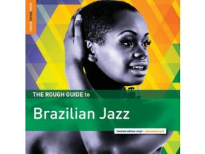 VARIOUS ARTISTS - Rough Guide To Brazilian Jazz (LP)