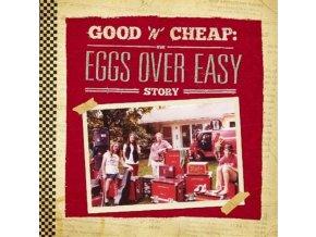 EGGS OVER EASY - Good N Cheap: The Eggs Over Easy Story (LP)