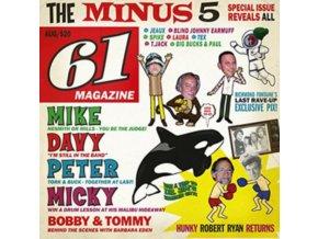 MINUS 5 - Of Monkees And Men (LP)