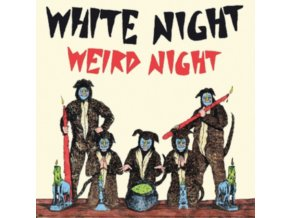 WHITE NIGHT - Weird Night (LP)