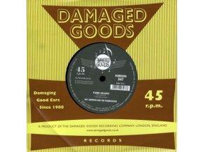 "NAT JOHNSON - Wasted  Padre Volante (7"" Vinyl)"
