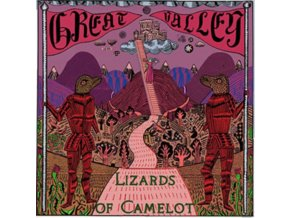 GREAT VALLEY - Lizards Of Camelot (LP)