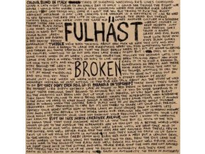 "FULHAST - Broken (10"" Vinyl)"