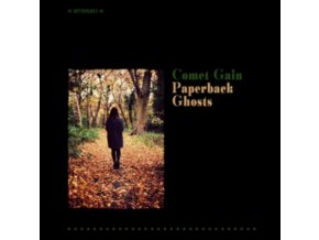 COMET GAIN - Paperback Ghosts (LP)
