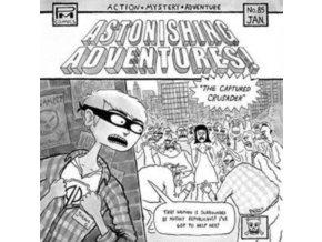 "JOANNA GRUESOME  PERFECT PUSSY - Astonishing Adventures Ep (7"" Vinyl)"