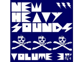 VARIOUS ARTISTS - New Heavy Sounds Vol 3 (LP)