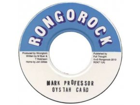 "MARK PROFESSOR - Oystah Card (7"" Vinyl)"