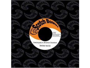 "DREADSQUAD FEAT EVERTON CHAMBERS - Better World (7"" Vinyl)"