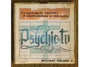 PSYCHIC TV - Fishscales Falling (LP)