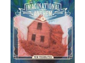 VARIOUS ARTISTS - Imaginational Anthem V4 New Possibilities (LP)