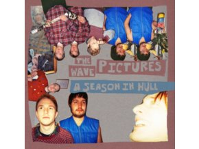 WAVE PICTURES - A Season In Hull (LP)