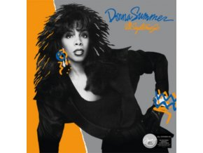 DONNA SUMMER - All Systems Go (LP)
