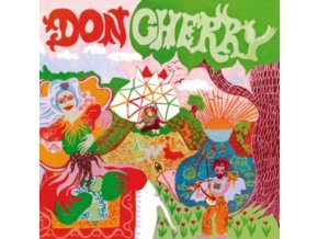 DON CHERRY - Organic Music Society (2Lp) (LP)