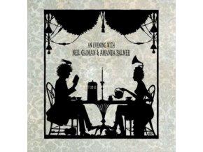 AMANDA PALMER & NEIL GAIMAN - An Evening With Neil Gaiman/Amanda (LP)