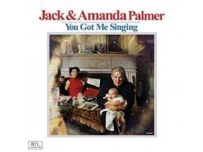 JACK PALMER / AMANDA PALMER - You Got Me Singing (LP)