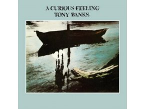TONY BANKS - A Curious Feeling (LP)