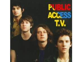 PUBLIC ACCESS TV - Never Enough (LP)
