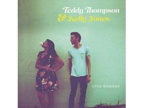TEDDY THOMPSON / KELLY JONES - Little Windows (LP)