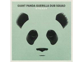GIANT PANDA GUERILLA DUB SQUAD - Steady (LP)
