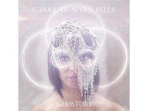 SCHOOL OF SEVEN BELLS - Ghostory (LP)