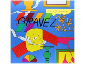 HOODED FANG - Gravez (LP)