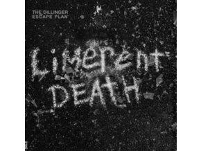 """DILLINGER ESCAPE PLAN - Limerent Death (7"""" Vinyl)"""