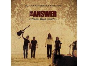 ANSWER - Rise (10Th Anniversary Edition) (LP)