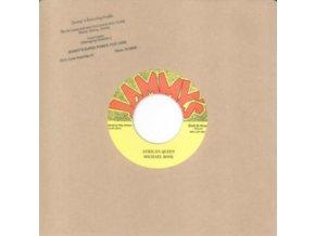 """MICHAEL ROSE - African Queen / African Queen Dub (7"""" Vinyl)"""