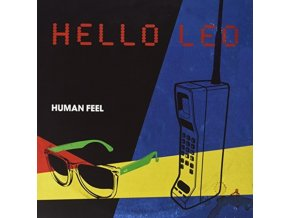 HELLO LEO - Human Feel (Yellow Vinyl) (LP)